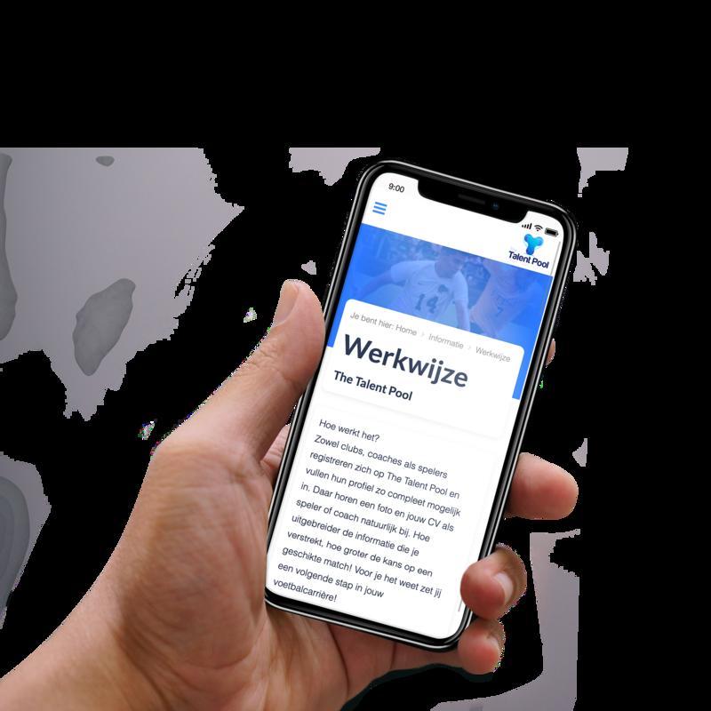 online platform ontwikkelen scouting